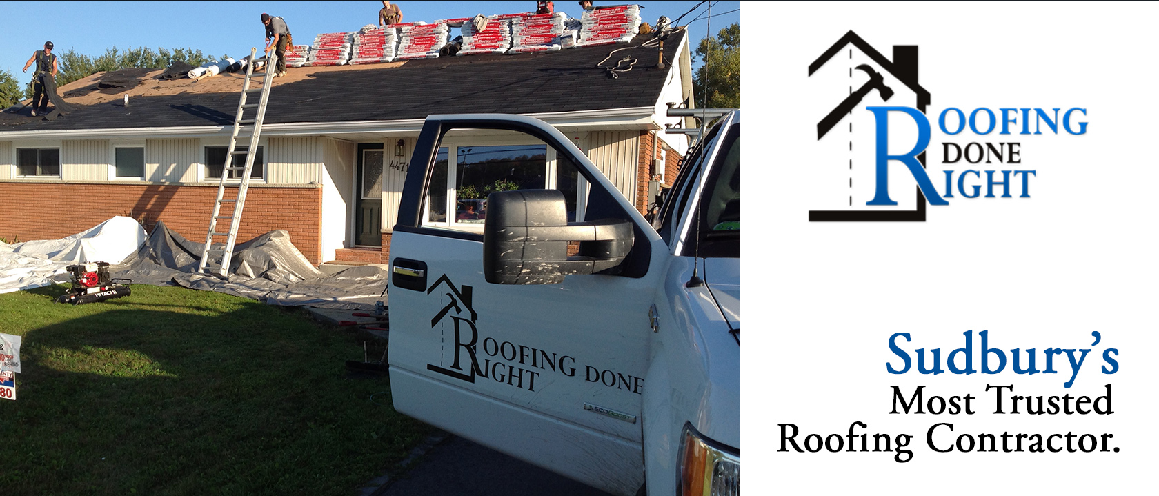Roofing done right for Roof right