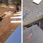 Ingraham Roof Redesign and Installation